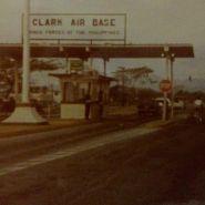Clark Air Base Main Gate